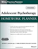 img - for Adolescent Psychotherapy Homework Planner (PracticePlanners) book / textbook / text book