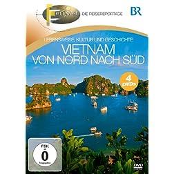 Vietnam - von Nord nach Süd