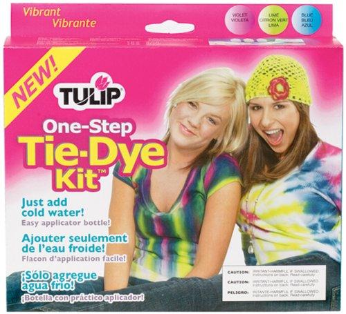 Tie-Dye Kit-Vibrant - Blue, Lime & Violet