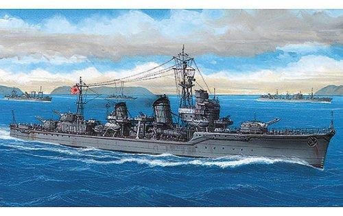 1/700 ウォーターライン No.445 日本海軍駆逐艦 秋雲 1942