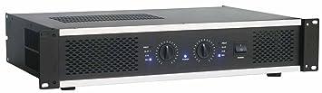 KARMA PA 8400 - Amplificatore stereo 2 x 400W