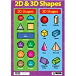 Sumbox Educational 2D and 3D Shapes M...