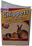 Pettex Chippets Woodshavings 56 Litre (Pack of 4)