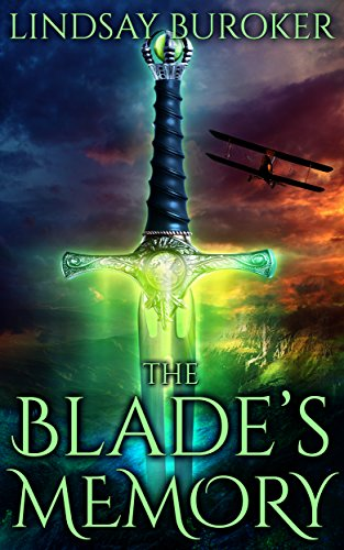 The Blade's Memory: Dragon Blood, Book 5