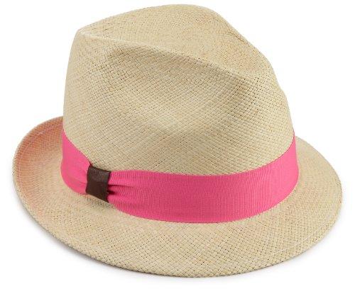 Hat Attack Women's Brim Fedora Hat