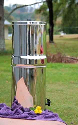 Imperial Berkey Water Filter With 2 Black Berkey Filters