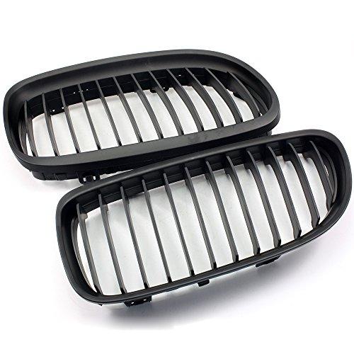 Neverland matt schwarz vorne Nieren Kühlergrill Grill für BMW E90LCI 323i 328i 335i für 08-11