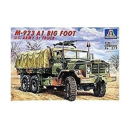 Italeri - I279 - Maquette - Aviation - M923 Big Foot - Echelle 1:35