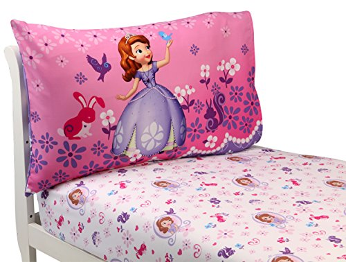 Disney Sofia The First 2 Piece Sheet Set - 1
