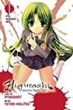 img - for Higurashi When They Cry, Volume 1: Eye Opening Arc   [HIGURASHI WHEN THEY CRY V01] [Paperback] book / textbook / text book