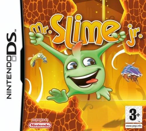 Mr Slime Jr.  (Nintendo DS)