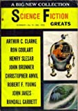 Science Fiction Greats #15 (Summer 1969)