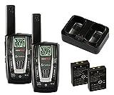 Cobra Walkie-Talkie microTalk CXR725 27-Mile 22-Channel Two-Way Radio