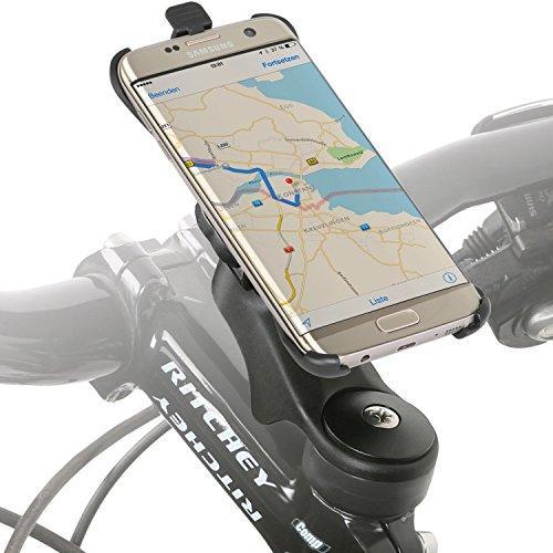 Wicked-Chili-Fahrradhalter-Vorbau-Ahead-Halter-fr-Samsung-Galaxy-S7-Edge-G935F-MTB-Rennrad-Made-in-Germany-QuickFix-20-Carbon