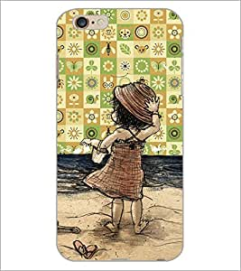 PrintDhaba GRANDbet B D-4652 Back Case Cover for APPLE IPHONE 6S (Multi-Coloured)