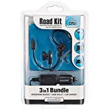Dsi 3-In-1 Road Kit - Black - Nintendo DS Standard Editionby DreamGEAR
