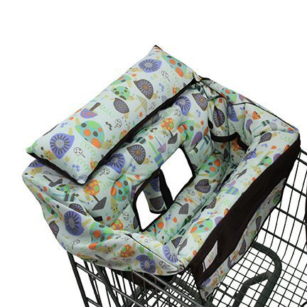buggy-bagg-elite-shopping-cart-cover-snails-by-buggy-bagg