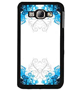 PRINTSWAG VECTOR DESIGN Designer Back Cover Case for SAMSAUNG GALAXY A8