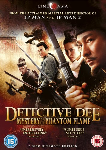 Detective Dee - Mystery Of The Phantom Flame [DVD]