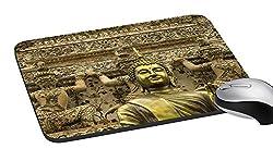 meSleep Budha Mouse Pad