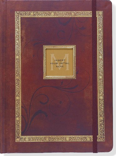 Antique Monogram Journal (Diary, Notebook) (Personal Diary compare prices)