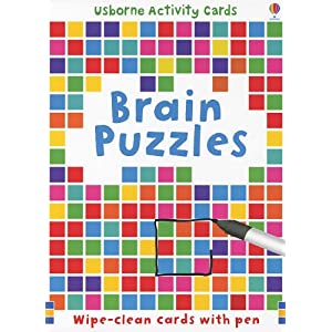 Brain Puzzles (Activity Cards-Puzzle Cards) Sarah Khan