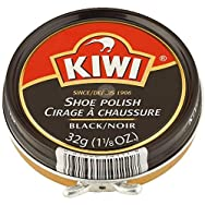 Johnson S C Inc 10111 Kiwi Shoe Polish-BLACK SHOE POLISH
