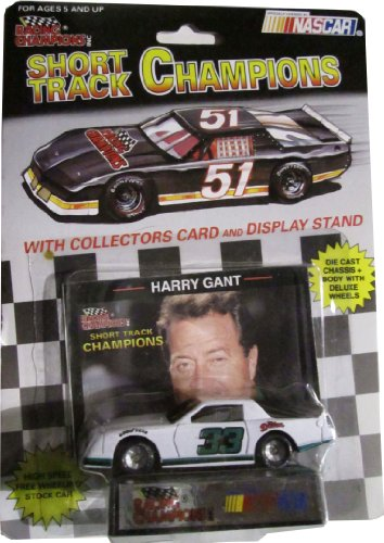 #33 Harry Gant- Nascar- Short Track Champions - 1