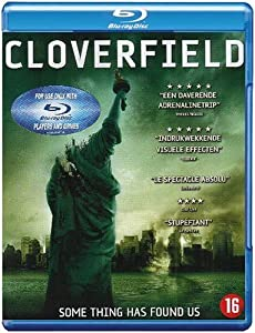 Cloverfield [Blu-ray] [Import belge]