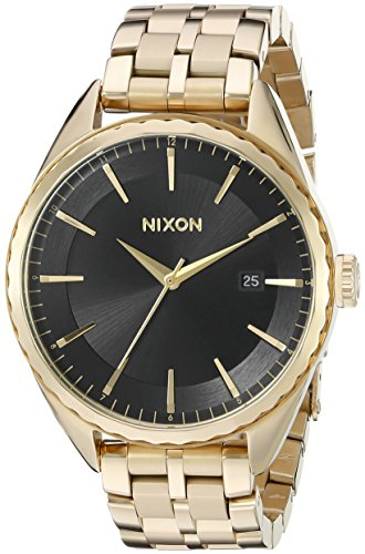 Nixon Damas Minx Analógico Dress Cuarzo Reloj A9342042