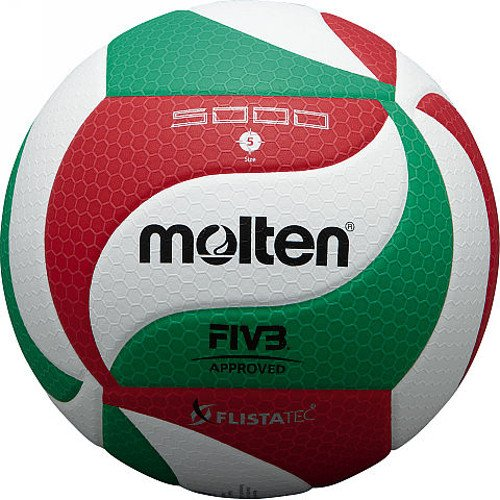 Molten V5M5000 Official Size 5 Volleyball FIVB Approved