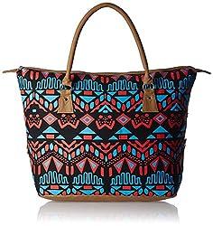 Kanvas Katha Women's Handbag (Black) (KKAC006)