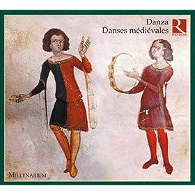Danza, danses m�di�vales