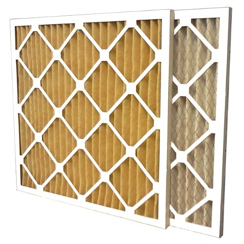 "US Home Filter SC60-14X24X1-6 MERV 11 Pleated Air Filter (Pack of 6), 14"" x 24"" x 1"""