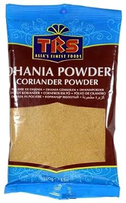 TRS Korianderpulver - Coriander Powder - Dhaniya Powder - 100 G von TRS - Gewürze Shop