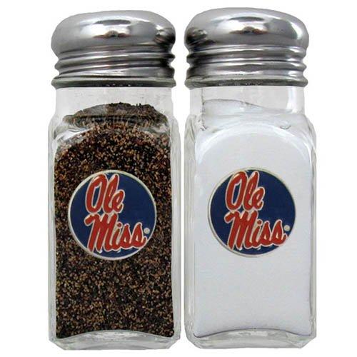 Mississippi Diner Relica Glass Salt & Pepper Shakers