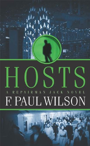Hosts (Repairman Jack Novels)