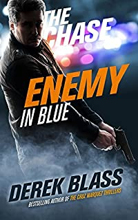 (FREE on 3/13) Enemy In Blue: The Chase by Derek Blass - http://eBooksHabit.com
