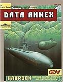 Data Annex: 1990-91 Edition (Harpoon Naval War Game)