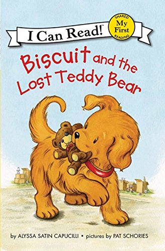 Biscuit and the Lost Teddy Bear (My First I Can Read) PDF