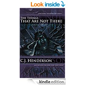The Things That Are Not There (Teddy London series)