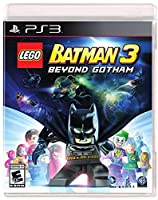 LEGO Batman 3: Beyond Gotham - PlayStation 3 from Warner Home Video - Games
