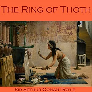 The Ring of Thoth Audiobook