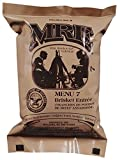 ULTIMATE MRE, Pack Date Printed on Every Meal – Meal-Ready-To-Eat. Inspected Certified Fresh by Western Frontier. Newest & Freshest Military MREs Available on Amazon. Genuine Mil Surplus.