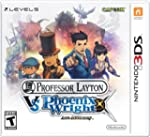 Professor Layton vs. Phoenix Wright A...