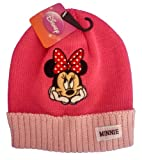 Licensed Disney Minnie Mouse Pink beanie Hat