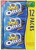 Oreo Multi Pack Mini cookie 12 pack