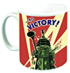 DALEK ZUM SIEG CUP CERAMIC DOCTOR WHO