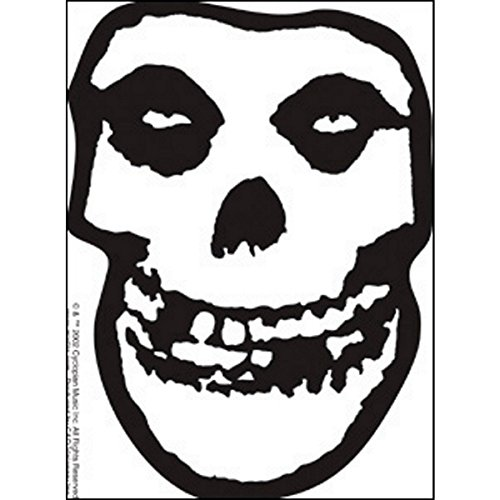 The Misfits Punk Rock Music Band Sticker - Skull - 1