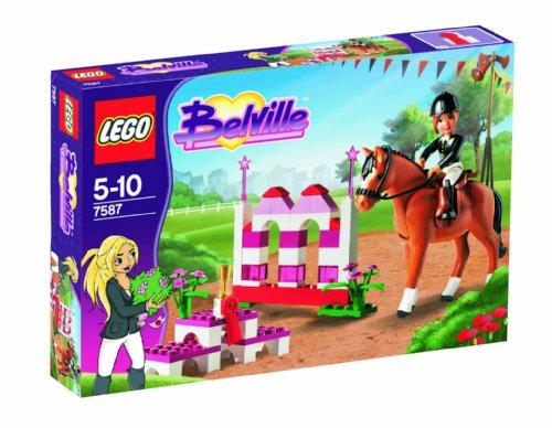LEGO Belville 7587: Horse Jumping